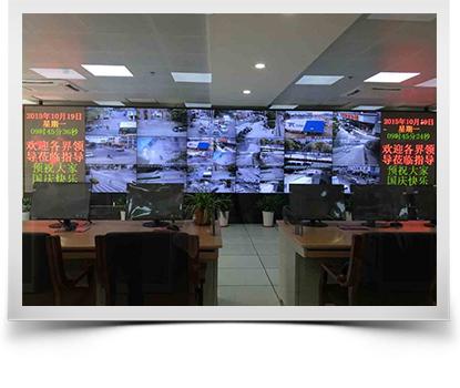 梅陇镇综合管理指挥中心—弱电工程