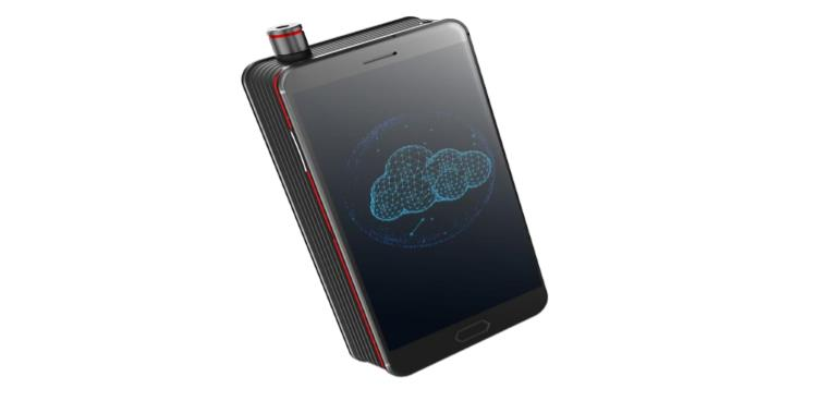 手机激光一体拉曼光谱仪 DDG-M1