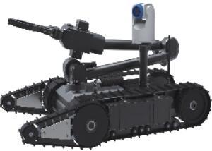 智能排爆机器人 DDG-eod c10